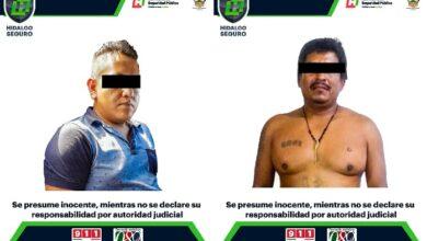 Photo of Contra violencia en región Tecozautla-Tasquillo, detiene SSPH a hombres armados