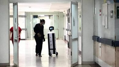 Photo of Llega al ISSSTE la primera robot humanoide