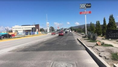 Photo of Inician trabajos sobre lateral en bulevar Colosio a la altura de Soriana del Valle