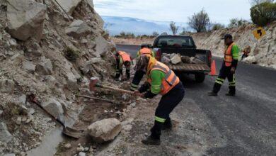 Photo of Sopot realiza retiro de caídos en el municipio de Ixmiquilpan