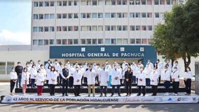 Photo of Cumple 42 años Hospital General de Pachuca