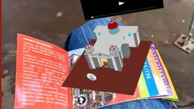 Photo of Municipio de Tulancingo diseñó nuevo tríptico turístico con realidad aumentada 3d