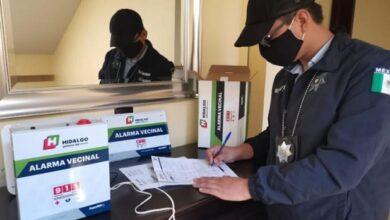 Photo of Cinco reportes semanales son atendidos vía alarma vecinal en Tulancingo