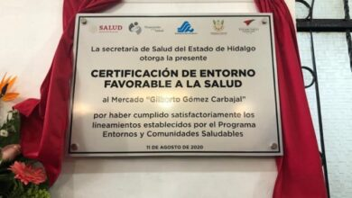 Photo of Mercado Municipal en Tulancingo certificado como entorno favorable a la salud