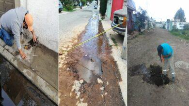Photo of CAAMT atiende 15 fugas diarias en tomas domiciliarias en Tulancingo