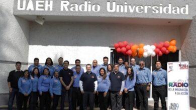 Photo of Recibe Sistema Universitario de Radio y Televisión UAEH reconocimiento internacional