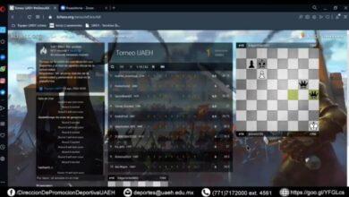 Photo of UAEH da a conocer ganadores del primer torneo de ajedrez virtual