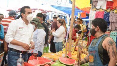 Photo of Alejandro Álvarez deja claro que es el candidato que conoce y sabe como resolver las necesidades de Tula