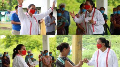 Photo of Candidata del PRI por Huejutla defenderá a los indígenas de la huasteca