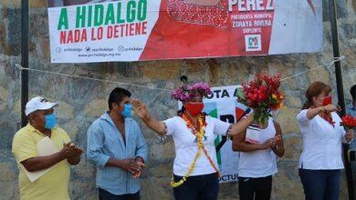 Photo of El respaldo ciudadano nos guía hacia un gobierno igualitario e incluyente para Huejutla: Adela Pérez
