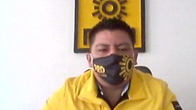 Photo of Acusa PRD-Hidalgo intimidación y entrega de apoyos en municipios