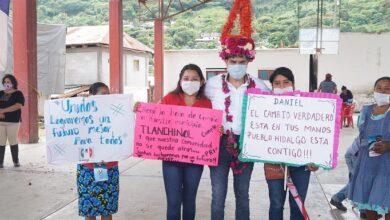 Photo of Candidato del PRI en Tlanchinol expuso su propuesta de apoyo alimentario