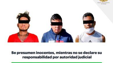 Photo of Detienen a tres hombres con droga en Tezontepec de Aldama