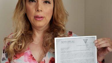 Photo of Presenta Diana Bayardo queja por discriminación ante SEGOB