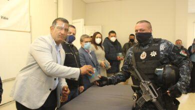 Photo of Entregan 94 cámaras portátiles a la Secretaria de Seguridad de Tulancingo