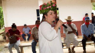 Photo of Recorre Erika Saab localidades de su municipio para llevar sus propuestas