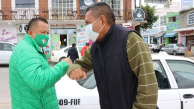 Photo of Importante reactivar el comercio en San Agustín Tlaxiaca, candidato del PRI