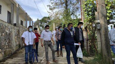 Photo of Candidato del partido PODEMOS visita a las familias tlanchinolenses