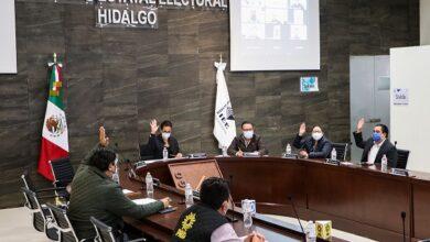 Photo of Aprueba IEEH registro de candidaturas en reserva, sustituciones y cancela registro de Candidato Independiente