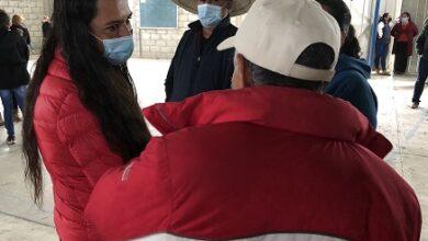 Photo of Lety Chapa regresa a las comunidades con la frente en alto, destaca la ciudadanía de Atotonilco El Grande