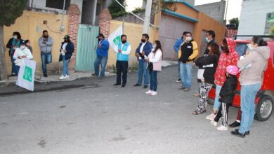 Photo of Quiere candidato de Nueva Alianza debate presencial en Tolcayuca