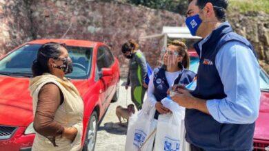 Photo of Pobladores de barrios altos piden un cambio real en Pachuca: Andrés Chávez Pumarejo