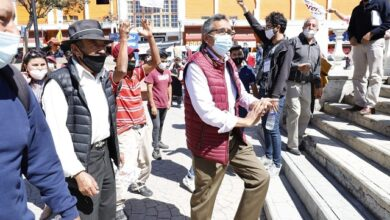Photo of Comerciantes del Primero de Mayo apoyan a Pablo Vargas