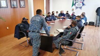 Photo of Capacitan a policías municipales de Pachuca para operar drones