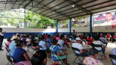 Photo of Habitantes de Tlanchinol celebran propuesta de Daniel Juárez, sobre proyecto ecoturístico