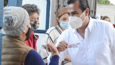 Photo of Alejandro Álvarez recibe apoyos de delegados y comunidades de Tula