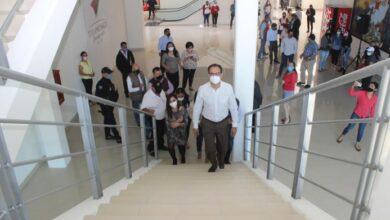 Photo of FPR inauguró nuevas escaleras de emergencia en Centro Cívico Social de Tulancingo