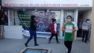 Photo of Por riesgo estructural cambia sede Biblioteca Luis Alberto Roche Carrascosa en Tulancingo