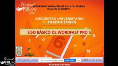 Photo of Inicia Sexto Encuentro Universitario de Traductores en la 33 FUL