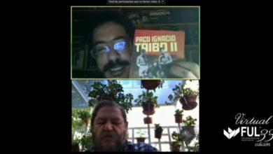 Photo of Presenta Paco Ignacio Taibo II crónica sobre heroica resistencia judía