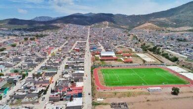 """Photo of Unidad deportiva """"La Antorcha"""", sede del equipo profesional de futbol Guerreros de la Plata"""