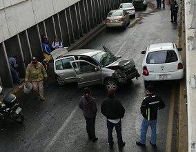 Photo of Carambola en Río de las Avenidas, tres heridos.