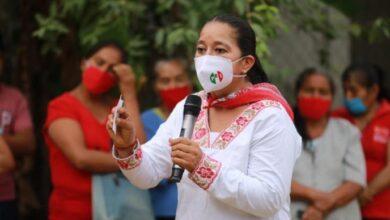 Photo of Plantea Adela Pérez crear bancos de alimentos comunitarios en Huejutla
