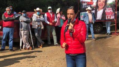Photo of La fuerza de la mujer se hará sentir este 18 de octubre en Atotonilco El Grande, en respaldo de Lety Chapa