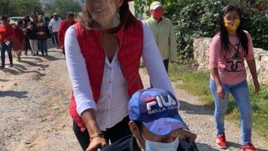 Photo of Basta de los abusos y de que se lleven los recursos que son del municipio: Karina Navarrete