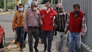 Photo of Calles en buen estado, compromiso de Sergio Baños con taxistas