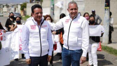 Photo of Sergio Baños del PRI va en primer lugar en Pachuca