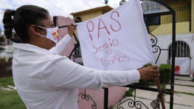 Photo of Ciudadanos de Pachuca se suman a campaña «PAS» de Sergio Baños