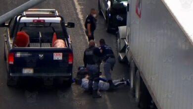 Photo of Detienen a tres hombres por robo de un camión de carga en la región de Tula