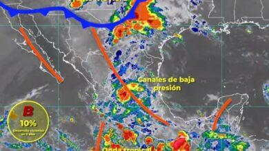 Photo of Se pronostican lluvias fuertes en zonas de Hidalgo: Conagua
