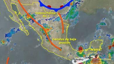 Photo of Se pronostican para hoy lluvias aisladas en zonas de Hidalgo: Conagua