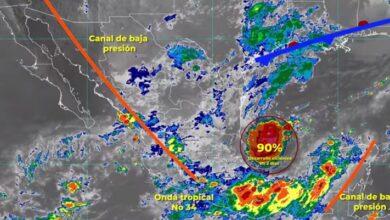 Photo of Se pronostican lluvias intensas en zonas de Hidalgo: Conagua