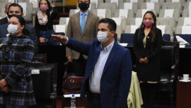 Photo of Rinde protesta Felipe Lara Carballo como integrante de la LXIV Legislatura de Hidalgo