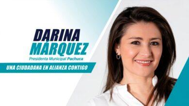 Photo of Darina Márquez, la única mujer por la alcaldía de Pachuca