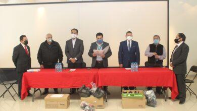 Photo of Autoridades salientes y Concejo Municipal de Tulancingo desarrollaron entrega de recepción final
