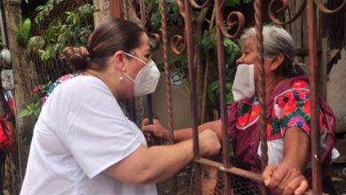 Photo of Erika Saab se compromete con mejores servicios de salud en San Felipe Orizatlán